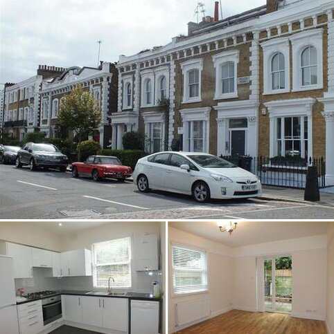 2 bedroom house to rent - Willes Road, London