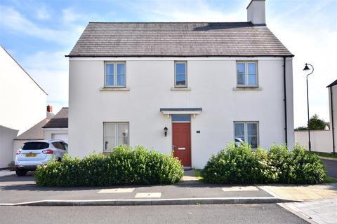 4 bedroom detached house for sale - Heathland Way, Llandarcy, Neath