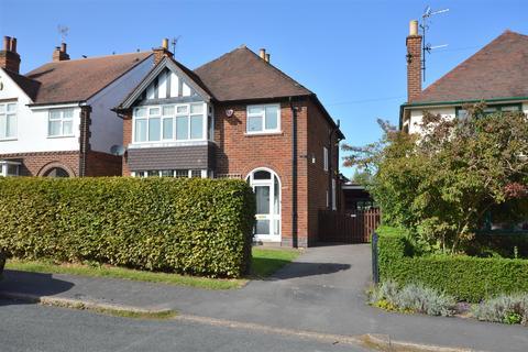 3 bedroom detached house for sale - Gisborne Crescent, Allestree, Derby