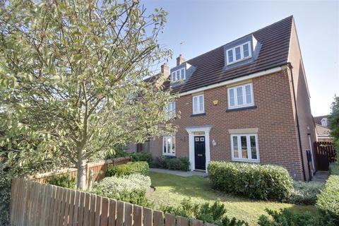 5 bedroom detached house for sale - Harewood Crest, Brough