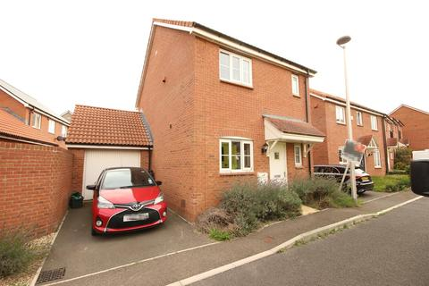 3 bedroom detached house for sale - South Hayes Meadow, Cranbrook, Exeter