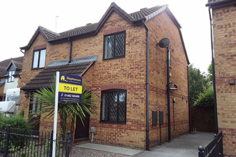 2 bedroom house to rent - Council Avenue, Hull