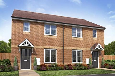 3 bedroom semi-detached house for sale - Plot The Earlsford - 356, The Earlsford - Plot 356 at Marston Grange, Marston Grange, Beaconside, Marston Gate ST16