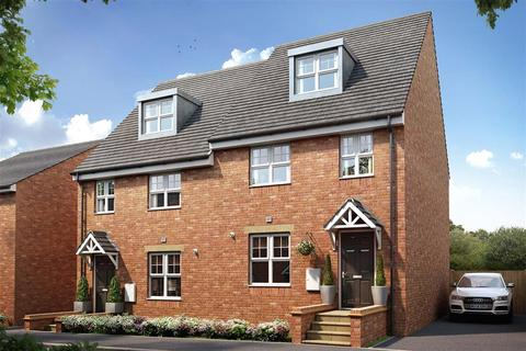 3 bedroom semi-detached house for sale - The Colton - Plot 133 at Seagrave Park, Barton Road, Barton Seagrave NN15