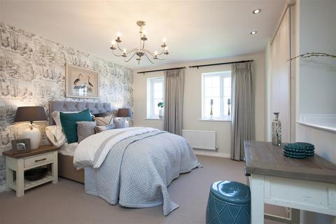 4 bedroom detached house for sale - The Haddenham - Plot 115 at St Crispin's Place, Upton Lodge, Land off Berrywood Drive NN5