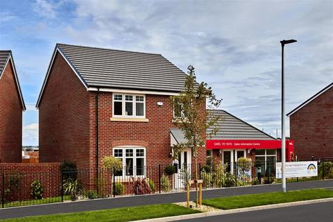 4 bedroom detached house for sale - Plot 14 - The Midford at Gwêl yr Ynys, Cog Road CF64