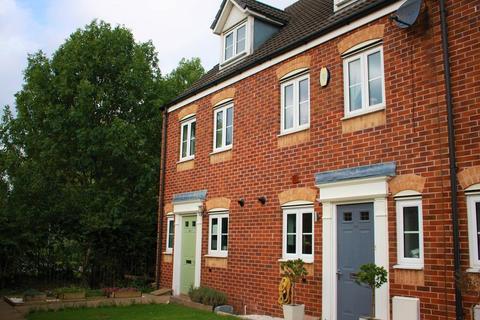 3 bedroom end of terrace house for sale - Eden Close, Hilton, Derby