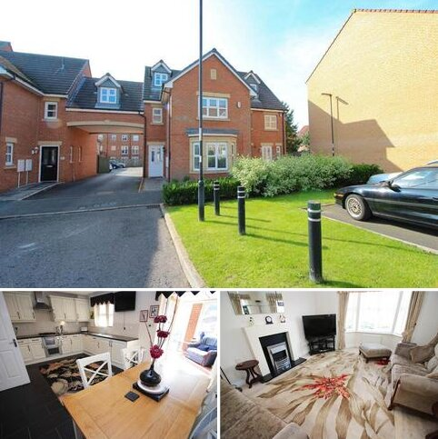 5 bedroom townhouse for sale - Hawks Edge, West Moor, Newcastle Upon Tyne