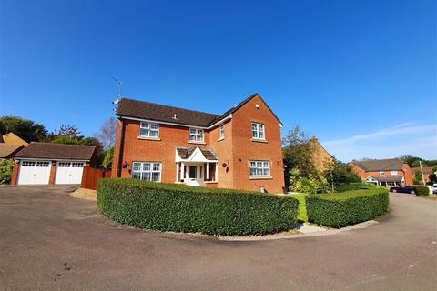 4 bedroom detached house for sale - Home Farm Way, Parc Penllergaer, Swansea