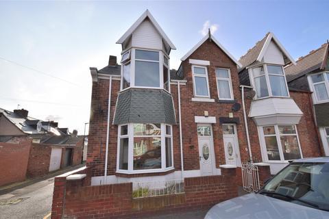 3 bedroom end of terrace house for sale - Cleveland Road, High Barnes, Sunderland