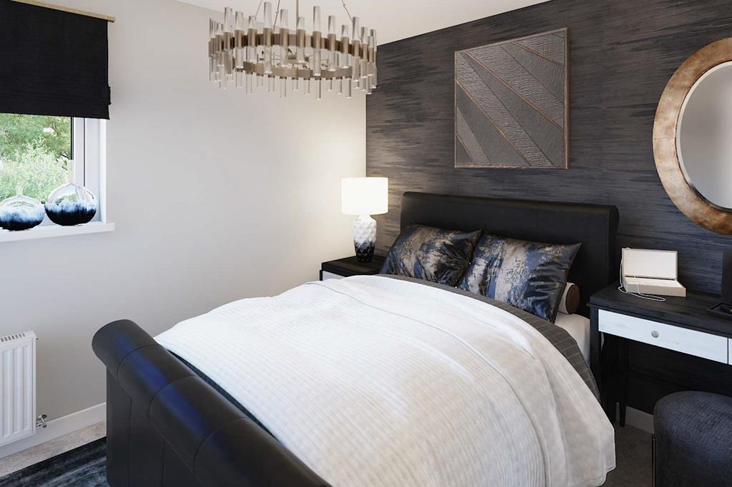 Abergeldie bedroom