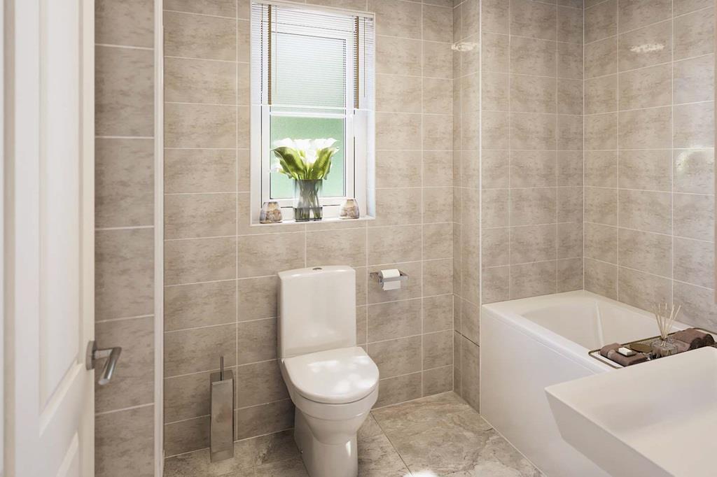 Abergeldie Bathroom