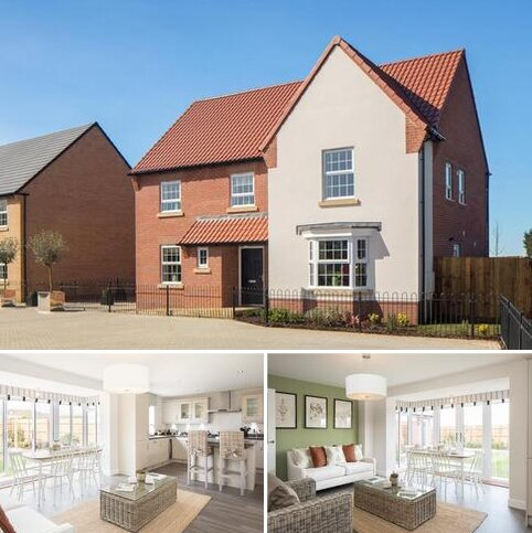 5 bedroom detached house for sale - Plot 151, Manning at Clements Gate, Stoke Road, Poringland, NORWICH NR14