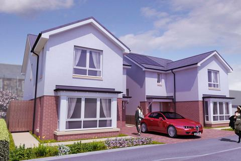 3 bedroom detached villa for sale - Plot 1, Tankerland Road, Glasgow, G44 4EW