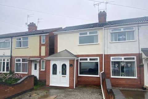 2 bedroom terraced house to rent - Roslyn Road, Hull HU3