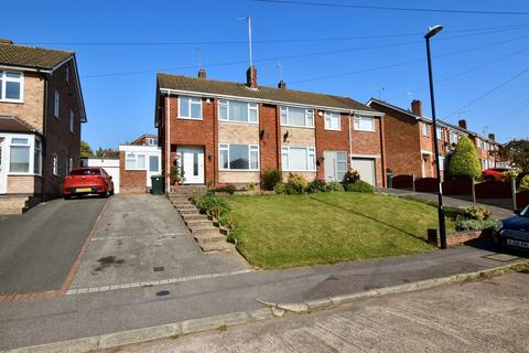 4 bedroom semi-detached house - Chiel Close, Eastern Green, Coventry, CV5 - EXTENDED WITH 2 BATHROOMS