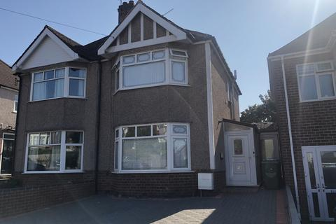 2 bedroom semi-detached house to rent - Galeys Road, Coventry CV3