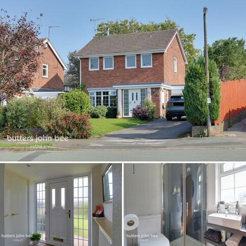 4 bedroom detached house for sale - Stoke-On-Trent ST9 0