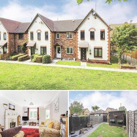 2 bedroom terraced house for sale - Carnation Close, Littlehampton, West Sussex, BN17