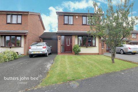 3 bedroom detached house for sale - Charlcote Crescent, Crewe