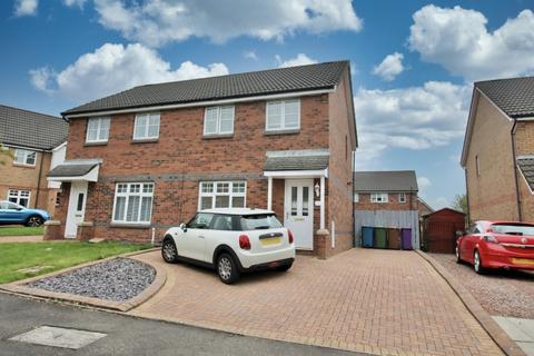 3 bedroom semi-detached house for sale - Waterhaughs Grove, Robroyston, G33 1RS