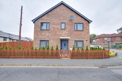 3 bedroom end of terrace house for sale - Kingsclere Avenue, Weston