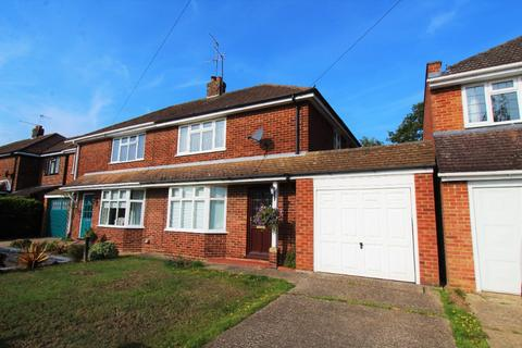2 bedroom semi-detached house for sale - Warborough Avenue, Tilehurst, Reading, RG31 5LD