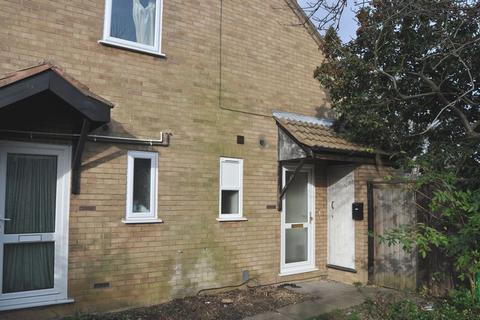 1 bedroom terraced house to rent - Medeswell, Orton Malborne, PETERBOROUGH, PE2