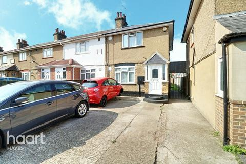 2 bedroom end of terrace house for sale - Yeading Lane, Hayes