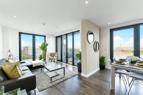 2 bedroom flat for sale - Callis Yard,, Woolwich, London SE18