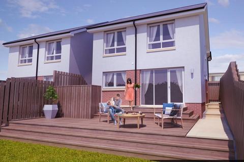 3 bedroom detached villa for sale - Plot 2, Tankerland Road, Glasgow, G44 4EW