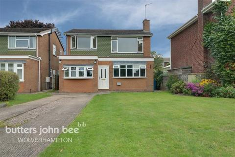 3 bedroom detached house to rent - The Green, Weston, Stafford