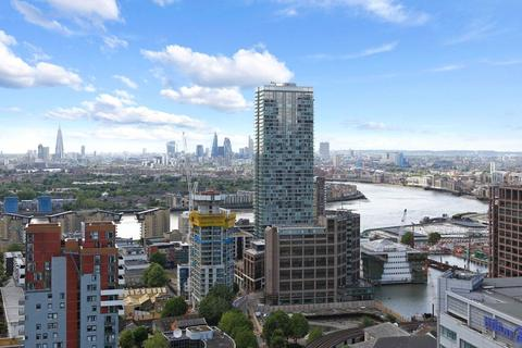 Studio to rent - Pan Peninsula Square, London