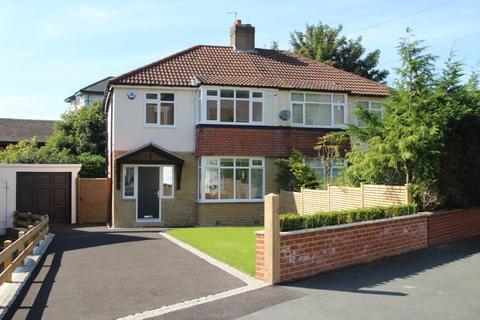 3 bedroom semi-detached house to rent - HAIGH WOOD ROAD, LEEDS, LS16 6PB