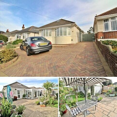 2 bedroom bungalow for sale - Daws Avenue, Wallisdown, Bournemouth