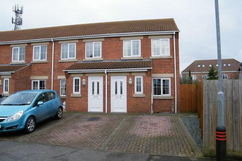 2 bedroom semi-detached house to rent - Mulberry Way, Skegness, Lincolnshire, PE25 1GD