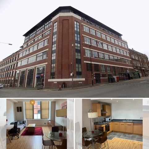 1 bedroom apartment for sale - Abacus Building, 196 Alcester Street, Digbeth, Birmingham B12