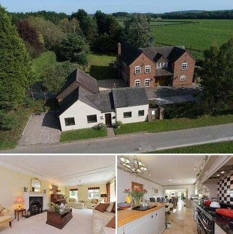4 bedroom detached house for sale - Shenstone, Lichfield, Staffordshire, WS14