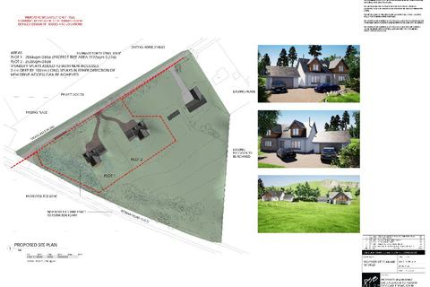 4 bedroom property with land for sale - Plot 1, Oggscastle Road, Near Walston, ML11