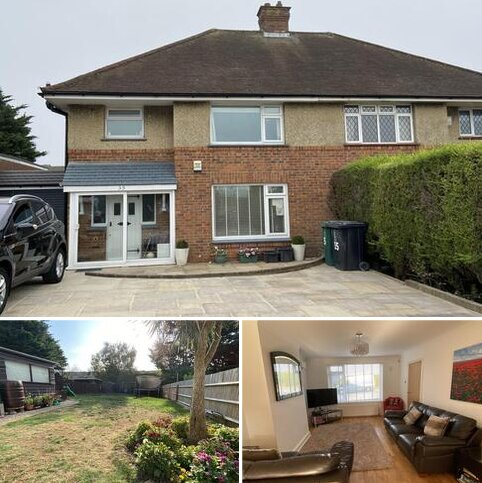3 bedroom semi-detached house for sale - King George VI Drive, Hove BN3
