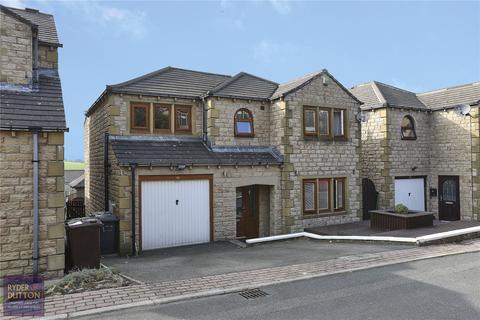 4 bedroom detached house for sale - Pennine Gardens, Linthwaite, Huddersfield, West Yorkshire, HD7