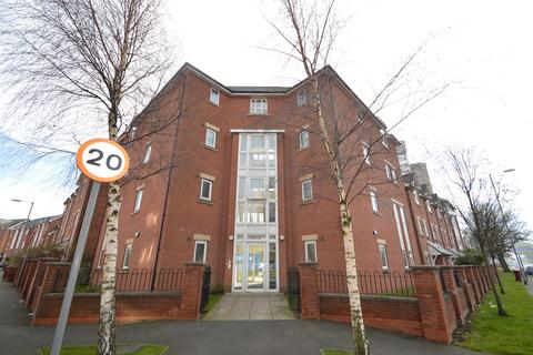 2 bedroom flat for sale - Chorlton Road, Hulme, Manchester M15