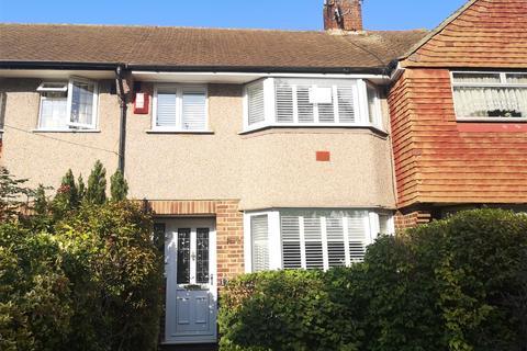 3 bedroom terraced house for sale - Berwick Crescent, Sidcup, London, DA15