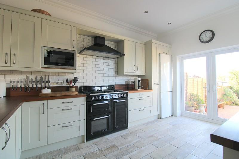 Open Plan Kitchen/family/Dining area