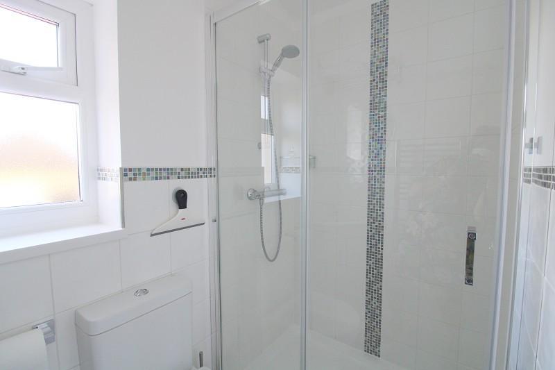 Shower room/WC.