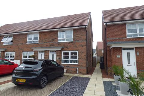 2 bedroom terraced house for sale - Penrose Place, Hebburn, Tyne and Wear, NE31 2AY