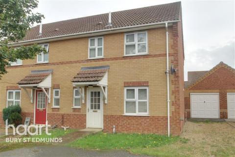 3 bedroom semi-detached house to rent - Briscoe Way, Lakenheath