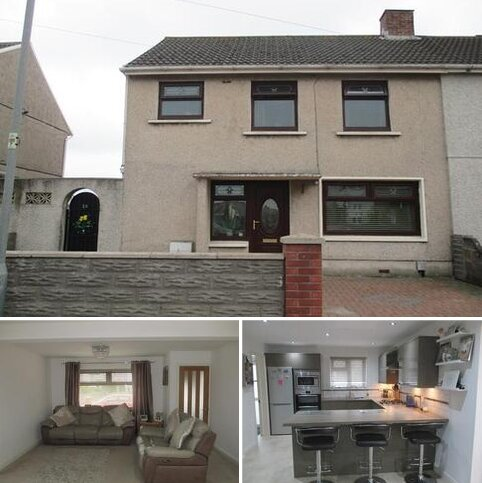3 bedroom semi-detached house for sale - Silver Avenue, Port Talbot, Neath Port Talbot.