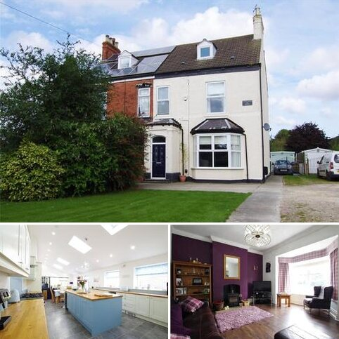 4 bedroom semi-detached house for sale - New Road, Hedon, Hull, HU12
