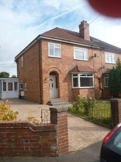 3 bedroom semi-detached house to rent - 65 Park Avenue, Abergavenny, Monmouthshire, NP7 5SP